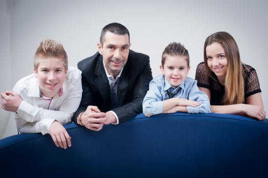 shooting photo professionnel famille paris 19