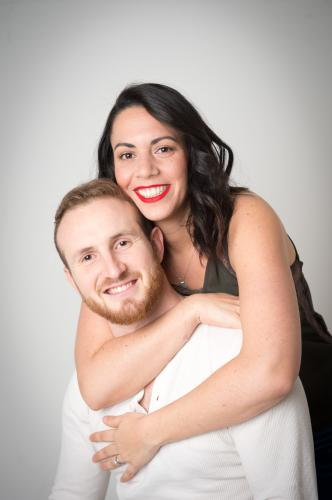 photo couple studio